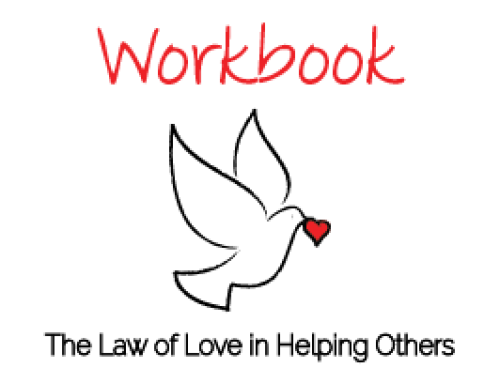 Helping Other's Group Workbook (FREE)
