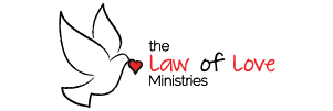 Law of Love Ministries Logo